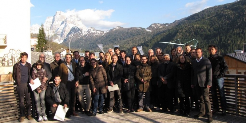 ALPHOUSE – NOTE A MARGINE DEL WORKSHOP 14-15-16 APRILE 2011 A SELVA DI CADORE